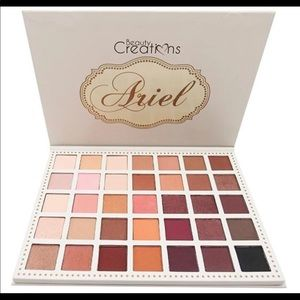 ARIEL EYESHADOW PALETTE AUTHENTIC BEAUTY CREATION